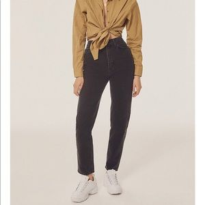 Urban outfitters  BDG mom jeans - Black